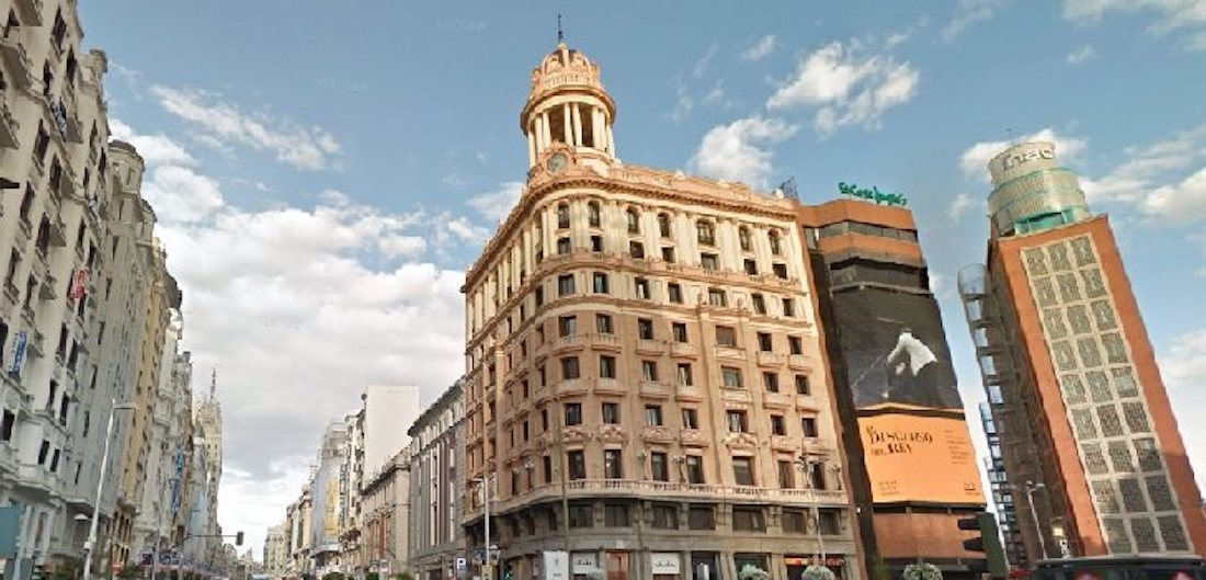 Commodus Real Estate acquires an office building in Madrid