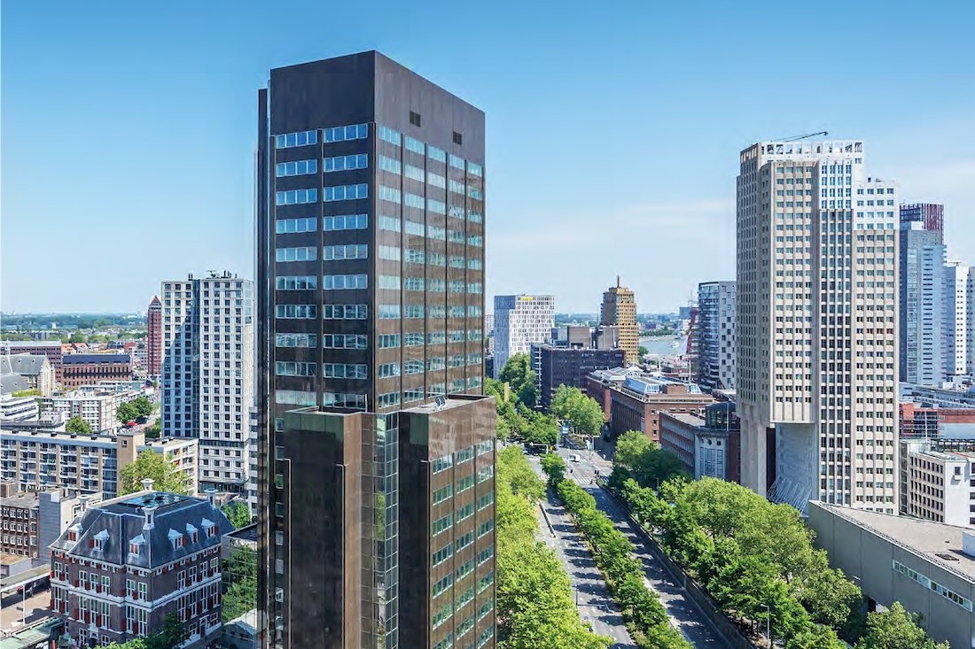 L'Etoile Properties advises Amundi Real Estate during the acquisition of the Allianz Tower