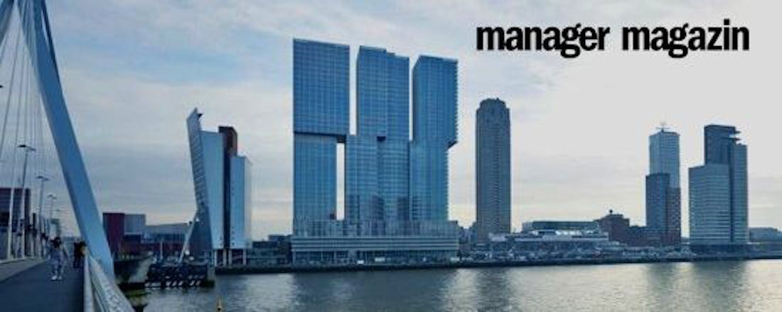 The Netherlands attract hundreds of companies from the UK